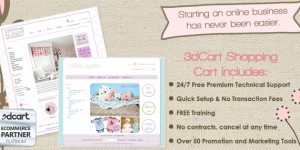 3dcart Boutique Web Design