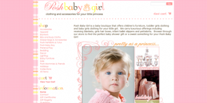 posh-baby-girl-boutique-web-design