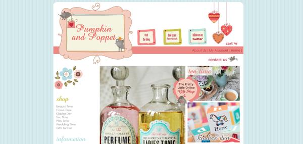 boutique website template boutique web design wordpress web design