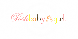 Posh Baby Girl Boutique Logo