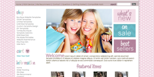 lavender-boutique-website-template