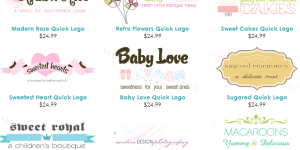 New Quick Logos at MyQuickBoutique.com