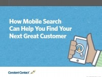 Mobile Search : How Can It Help You Find New Customers