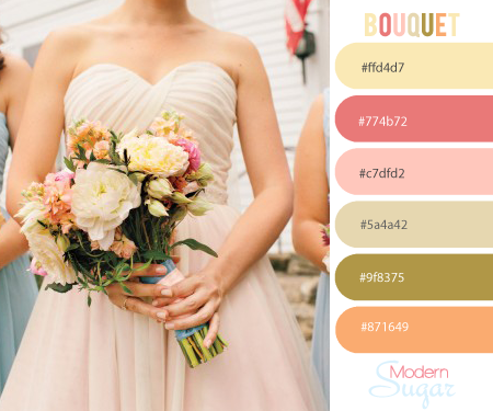 bouquet-inspired-color